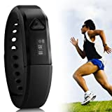 Smart Bluetooth Bracelet Sports Pedometer Wristband Sleep Health Fitness Tracker for Android