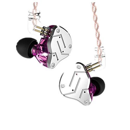 KZ ZSN Auriculares híbridos Yinyoo Armadura equilibrada