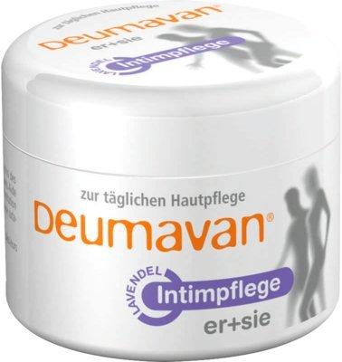 DEUMAVAN Salbe mit Lavendel Dose 100 ml -
