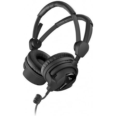 Sennheiser HD 26 PRO auricular - Auriculares (Supraaural, Diadema, 200 mW, Alámbrico, 3.5 mm (1/8