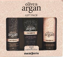 macrovita-confezione-regalo-shampoo-olio-di-oliva-olio-di-argan-200-ml-balsamo-capelli-olio-di-oliva