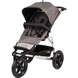 Mountain Buggy Urban Jungle All Terrain Baby Pushchair in Flint Grey