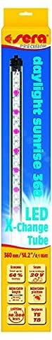 sera 31252 LED daylight sunrise 360 - Farbechtes und natürliches Tageslicht (6.000 - 8.000 Kelvin)