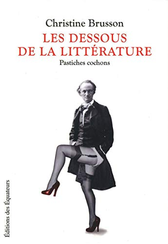 LES DESSOUS DE LA LITTERATURE - LE VERNIS DES MAIT par Christine Brusson