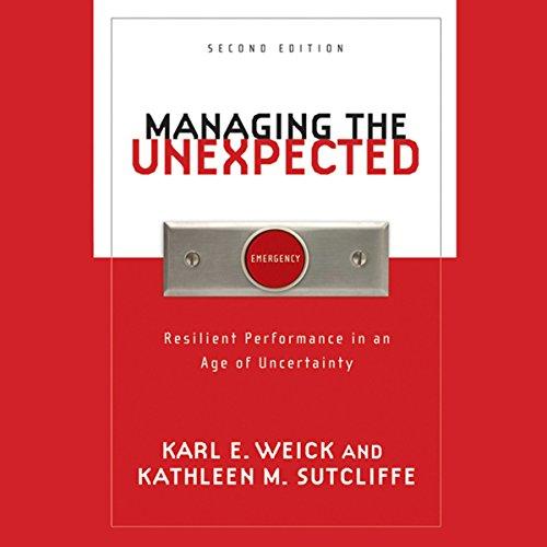 Managing the Unexpected  Audiolibri