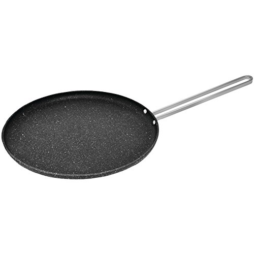 Starfrit 030947 - 006 - 0000 The Rock multi pan with s/s Wire Handle, 25,4 cm
