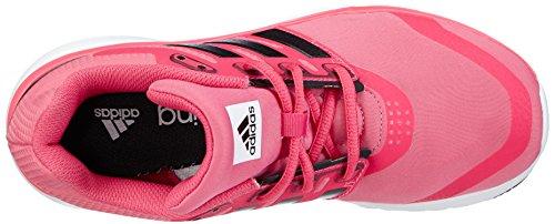 adidas Brevard, Chaussures de course femme Rose - Pink (Semi Solar Pink/Core Black/Solar Pink)