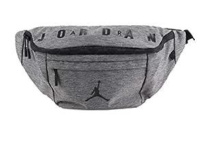 bien fuera x artesanía exquisita fecha de lanzamiento: Buy Nike Air Jordan Crossbody Waist Hip Pack (One Size, Carbon ...
