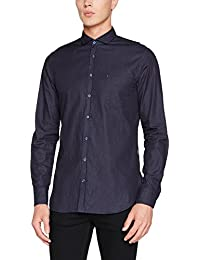 BOSS Orange Herren Langarmshirt Cattitude