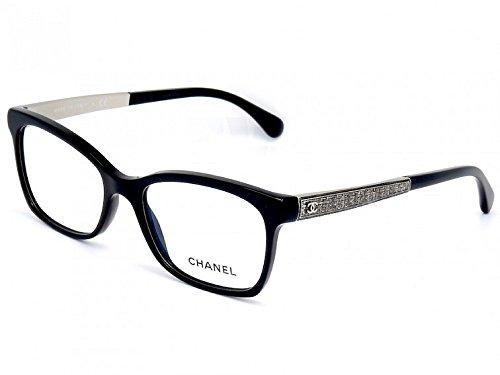 Preisvergleich Produktbild Chanel CH3332 C501 Noir Medium