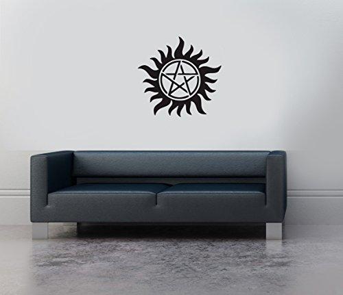 supernatural-tv-series-symbol-logo-emblem-vinyl-wall-art-sticker-decal-mural-transfer-stencil-black