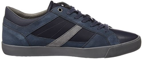 Geox U Smart D, Baskets Basses Homme Blau (NAVY/ICECF41J)
