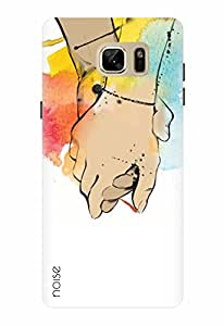 Noise Designer Printed Case / Cover for Samsung Galaxy Note7 / Patterns & Ethnic / Stay With Me Design