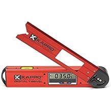 Nivel Escuadra Digital Prolaser® set-a-shelf ® Art 992Kapro Romeo Maestri