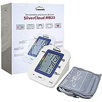 SilverCloud Mb23 Tensiómetro con Brazo, Unisex Adult, Blanco, 141 x 121 x 82