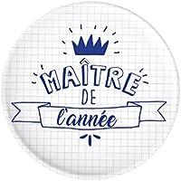 Maxi Badge Maître de l'année