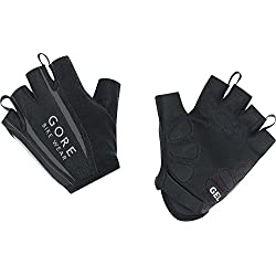 GORE BIKE WEAR Power 2.0 - Guantes de ciclismo para hombre, color negro, talla 9