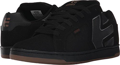 Etnies - Fader 2, Scarpe da skateboard Uomo Schwarz (Black/Black/Gum)