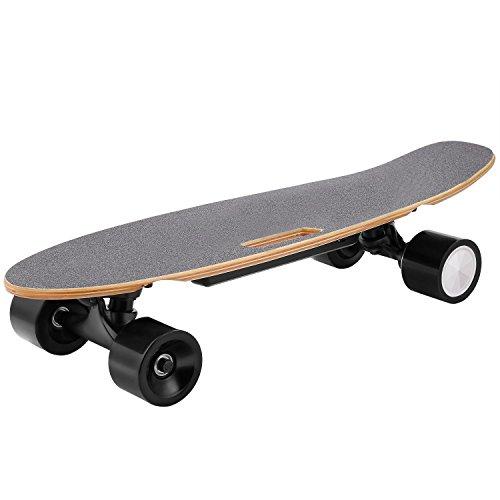 Lonlier Monopatín Eléctrico Scooter Patinete Skateboard para Adulto con control remoto inalámbrico