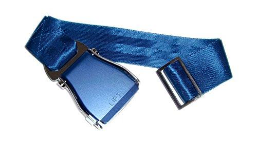 skybelt-avion-cinturon-airline-belt-azul