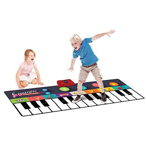 Teclado musical piano 71 pulgadas 24 teclas Funcionamiento