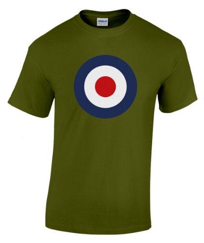 Viva La Revolucion Royal Airforce Roundel Punkt Mods (XL)