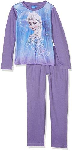 Disney 83911, pigiama bambina, violet, 6 anni