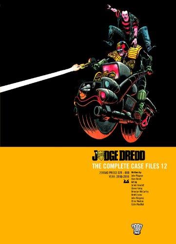 Judge Dredd: Complete Case Files v. 12 (Rebellion 2000ad)
