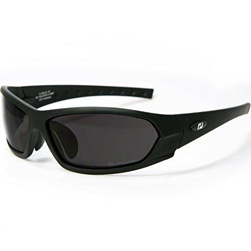 Daisan Herren Sonnenbrille Bikerbrille Sportbrille D 1061-G