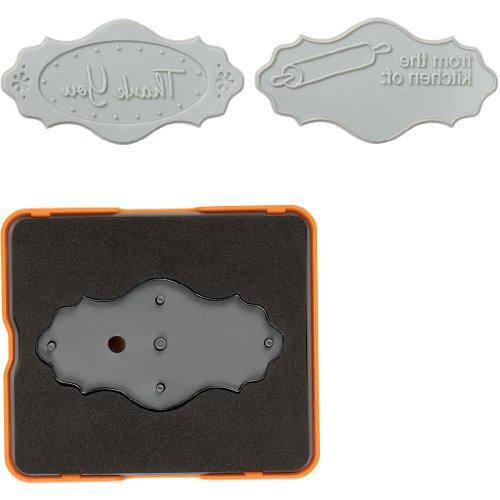 Fiskars Sicherung mittlere Dicke Material Spiegel Design Set, grau -