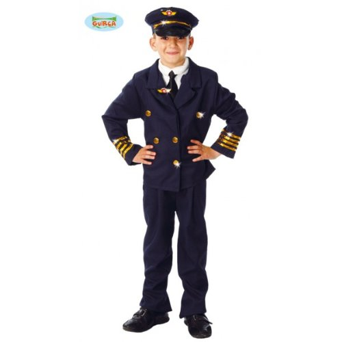 Imagen de disfraz de piloto para niño  7 9 años