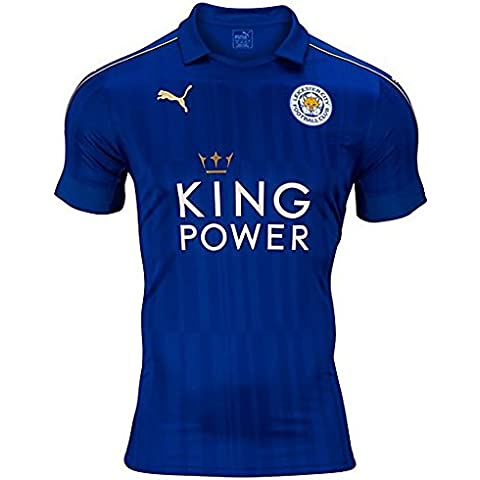 Puma Leicester Men's Home Jersey 2016/17 (US