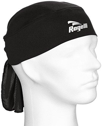 Rogelli - bandana per adulti, nero (nero), taglia unica