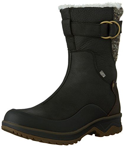 Merrell Eventyr Mid North WTPF Womens Boots UK 6 Black