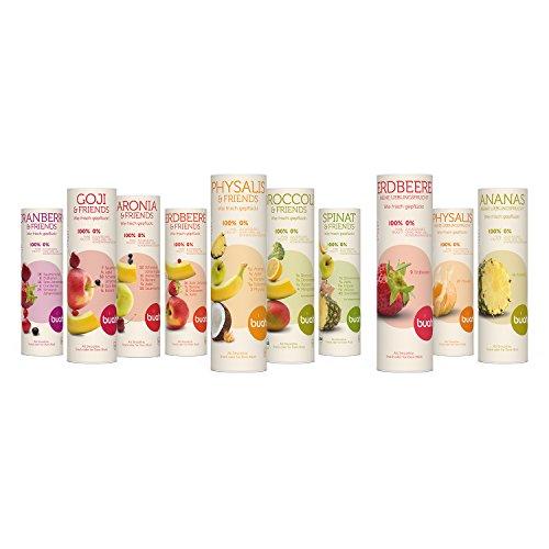 buahr-smoothie-probier-korb-gefriergetrocknete-fruchte-superfoods-fur-leckere-fruchte-smoothies-und-