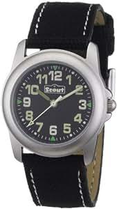 Scout Jungen-Armbanduhr Analog Plastik 280391004