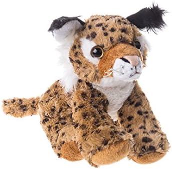 Inware 6375 - Peluche Lynx, 20 cm | De Gagner Une Grande Admiration