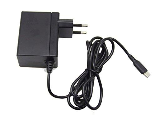 230V Netzteil Ladegerät passend für Nintendo Switch 15V 2,6A - Kabellänge: 1,80m - Hersteller: 2-TECH -
