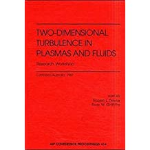 Two-Dimensional Turbulence in Plasmas and Fluids Research Workshop (AIP Conference Proceedings)