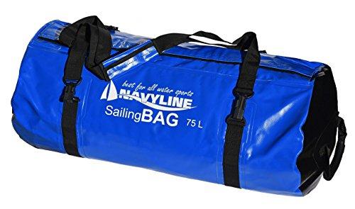 Navyline Mit Schultergurt, Tragegriffen und Schnappverschluss