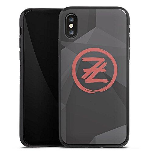 Apple iPhone 6s Hülle Silikon Case Schutz Cover Die Lochis Roman und Heiko Lochmann Fanartikel Merchandise Silikon Case schwarz