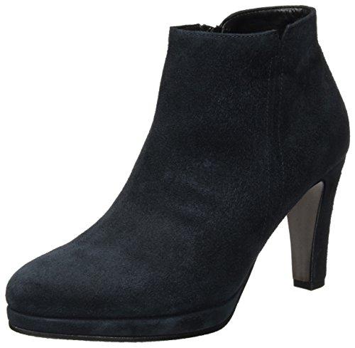 Gabor Shoes Damen Basic Stiefel, Blau (16 Pazifik), 41 EU