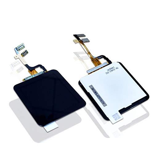 nheit passend für Apple iPod Nano 6G (Frontscheibe, LCD, Touchscreen + Kleber) 6. Generation in der Farbe schwarz - Einfacher Austausch des Displays ganz ohne zu löten - Geprüfte Qualität ()