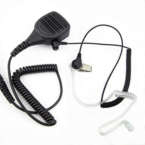 Heavy Duty Lautsprecher-Mikrofon Mic PTT IP54 wasserdichter Ersatz für Kenwood Baofeng HYT Zweiwegradio Regard