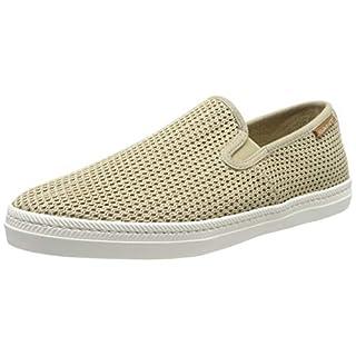 GANT Footwear Herren FRANK Slip On Sneaker, Beige (Dark Khaki G772), 43 EU