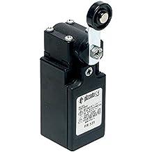 Pizzato Elettrica Endschalter 250 V/AC 6A Rollenschwenkhebel tastend FR 531-M2 IP67 1St.