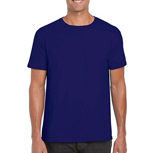 GILDAN Herren T-Shirt Marineblau