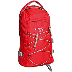 Altus City 20 - Mochila, color rojo, 20 l