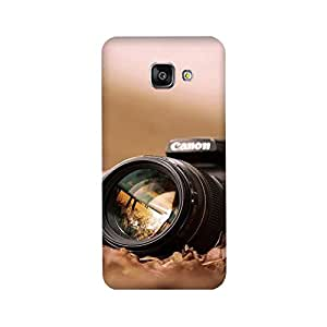 Yashas High Quality Designer Printed Case & Cover for Samsung Galaxy A7 (2017 Model) (Camera)