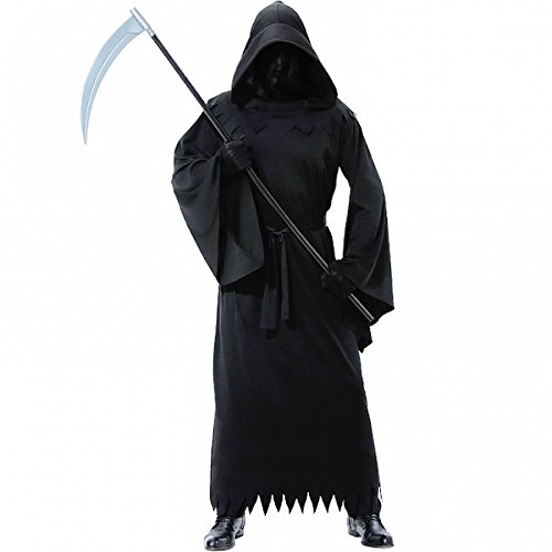 Unbekannt Kostüm Phantom der Finsternis Sensenmann -